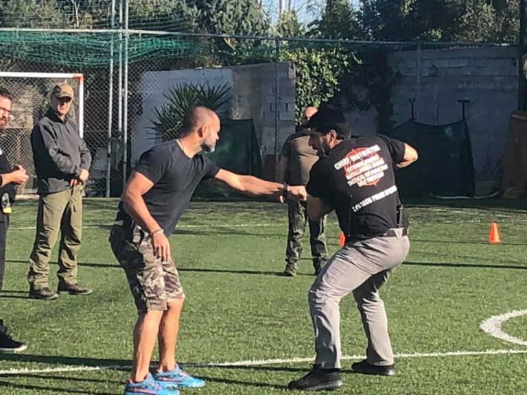 Tactical Close Protection and Self Protection training in Athens