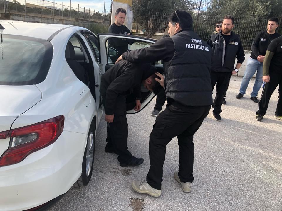 VIP Close Protection Course - Αθήνα